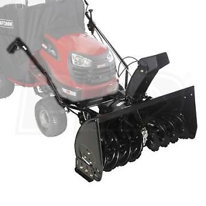 42 Snowblower Attachment