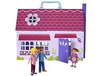 Daisy Wooden Doll House
