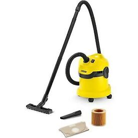 Kärcher WD2 - Wet/dry vacuum cleaner