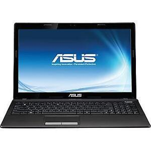 "ASUS X53U AMD C60 1.33GHz Laptop - 15.6"" LED - 4GB RAM - 320GB H"