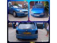 ---Cheap Runner --- £280 ovno or swaps Vauxhall Corsa b sxi 16v 1.2