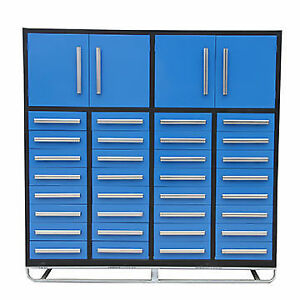 NEW STEEL TOOL BENCH BOX WORK GARAGE STORAGE SHOP MECHANICS