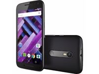Motorola Moto G (3rd Gen) Turbo XT1557 16GB Dual SIM - Black