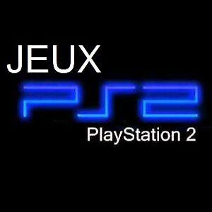 Playstation 2 PS2 Jeux quatre pour 40$