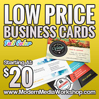 ☻Cheap Custom Business Card Printing Toronto GTA + FREE DELIVERY