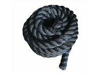 9M 38MM BATTLE ROPES - GYM WEIGHTS