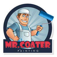 Mr. Coater Painting| High Quality | No Deposits!