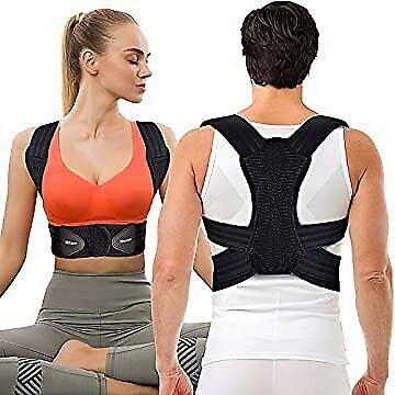 Posture Corrector for Men,Women and Kids,Comfortable Adjustable Support Back Bra Easy Adjust Posture Bra