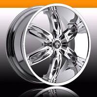 DUB 24 inch wheels