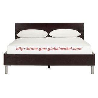 Soho Queen bed (mattress optional)