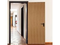 FIRE DOORS 33'' - ONLY £30.00 - OFFER FOR A LIMITED PERIOD ONLY- CHEAP PRICE.