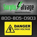Electrical Surplus Salvage