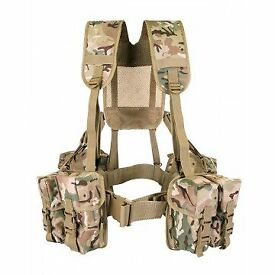 Brand New PLCE Webbing - Ideal for the Cadet Force