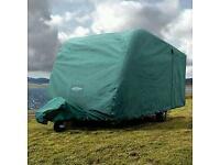 New unused caravan cover - Sterling Eccles Sport/Swift Challenger Sport 586