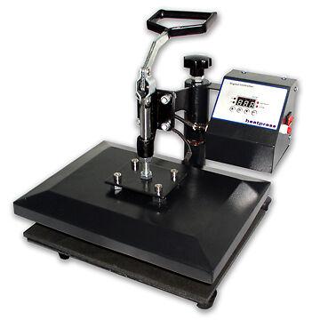 Flat T shirt Press 23x30cm Swing Digital Version