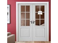 """WANTED! - Internal French Doors 46"""" x 78"""" (approx)"""