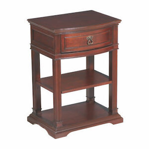 Bombay Company. 2 Herning Nightstands