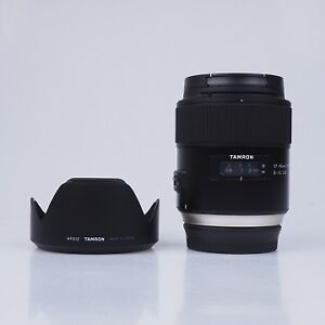 Like New Tamron 45 mm SP F1.8 VC USD For Canon