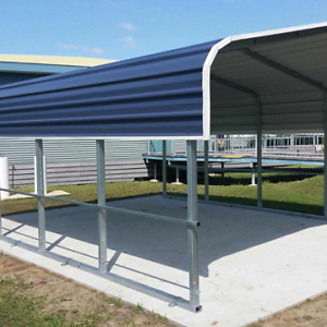 Movable Vehicle Boat Cover W8 -4670mm W x 6000mm L x 2600mm Apex Bungendore Queanbeyan Area Preview