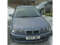 Bmw 320 i NOW CORRECT NUMBER