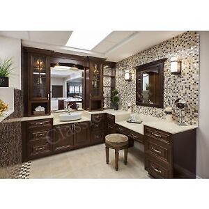 EnjoyHome Beautiful solid wood vanity 2018NEW YEAR FOR SALE