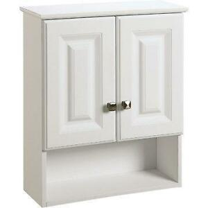 Perfect White Bathroom Vanity Cabinet