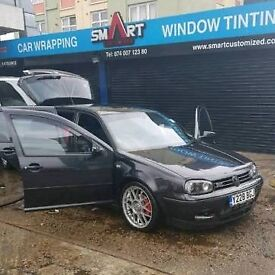 Captivating VW Golf MK4 GTI Anniversary 1.8T Replica Milltek BBS