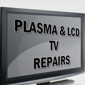 Plasma TV, LCD TV, LED TV, LCD Monitor Repair Service