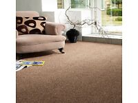 Stainguard Harvest Heathers Barley Carpet