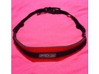OpTech OP/Tech OP-Tech Pro Camera Strap Red Black for SLR Camera