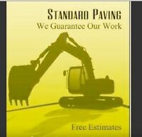 Commercial and residential Paving
