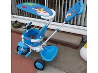 Baby trike excellent condition