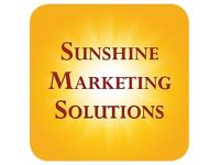 sunshine marketing solutions for all business needs