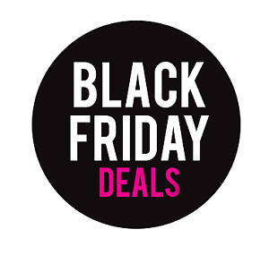 Black Friday Aesthetic Specials One Day Only!