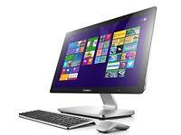 Lenovo A540 23.8-inch Touchscreen All-in-One Desktop - (Intel Core i5-4258U 2.40 GHz, 8 GB RAM)