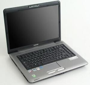 Toshiba Sat PRO A300 C2D 2.0GHZ 4GB 200GB WIN7 webcam 139$