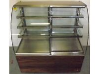 Used Electric ISA 1/2 Refrigerated, 1/2 Ambient Display Hire It/Buy It Using Easy Payments