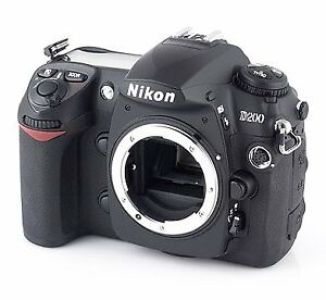 Nikon D200 Body Only (Gently Used)