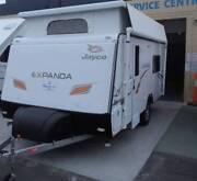 2015 Jayco 16' Expanda Pop Top Moonah Glenorchy Area Preview