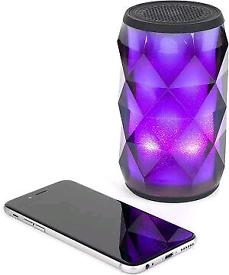 Pulsar Prem Crystal Bluetooth Speaker