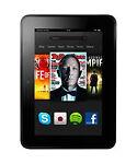 Amazon Kindle Fire HD 8GB, Wi-Fi, 7in - Black (Latest Model)