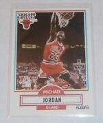 1990 Fleer Michael Jordan