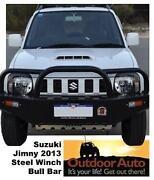 Suzuki Bullbar