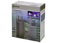 Belkin N+ Wireless Modem Router - F5D8635UK4A