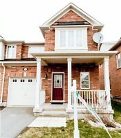 Lovely Two Story  End Unit Townhouse by Mattamy