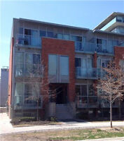 "Queen St E~1BR TOWNHOUSE~10""CEILINGS~MUST C~PRIME AREA"