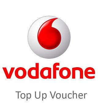20 Euro Credit  Top Up Voucher  For Vodafone Ireland