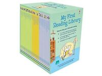 My First Reading Library- Usborne Books