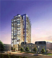 Downtown St. Lawrence Market Brand new 1 Bed +Den inc. Parking