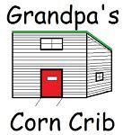 Grandpa's Corn Crib